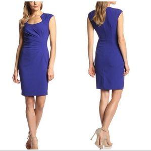 Womens blue dress